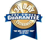 Pre-Owned Guarantee